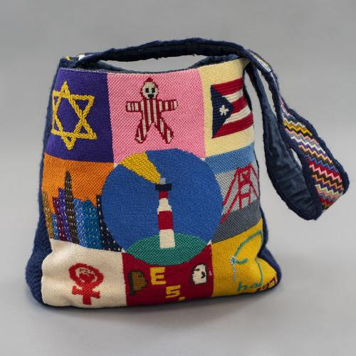 Harriet Alonso - My Autobiographical Bag