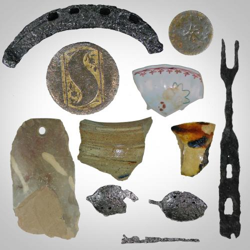 Betsy Prince Artifacts