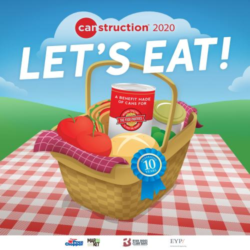 CANstruction 2020 Logo
