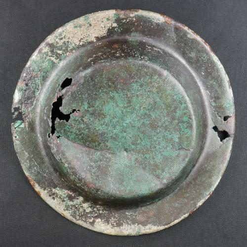 Fort Orange Collection Copper Plate