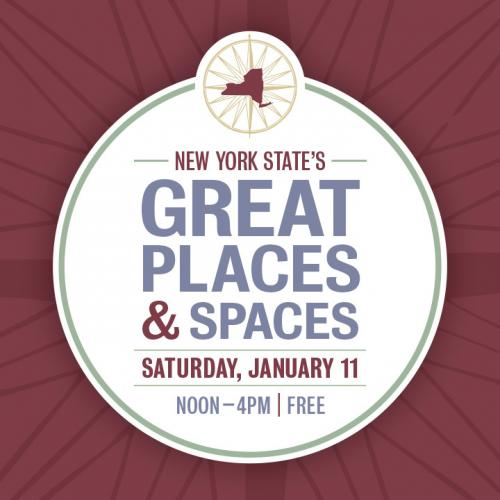 Great Places and Spaces Logo