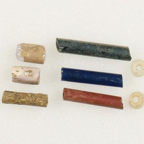 Schuyler Flatts Collection Trade Beads