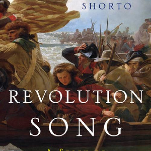 Book Cover of Revolution Song