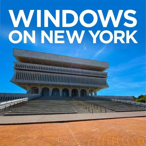 Windows on New York