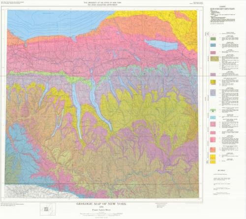 Finger Lakes Bedrock sheet