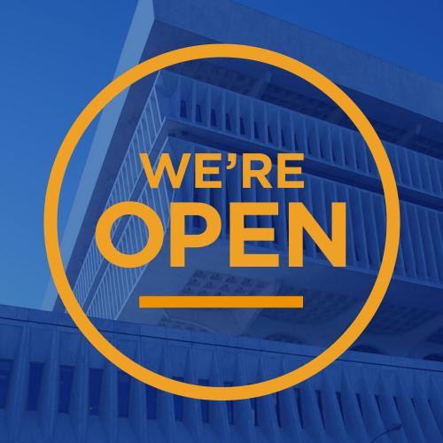 The NYSM is Open!