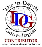 In-Depth Genealogist Logo