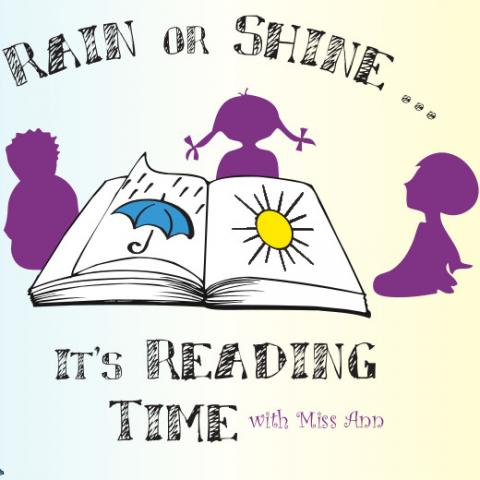 Reading time logo