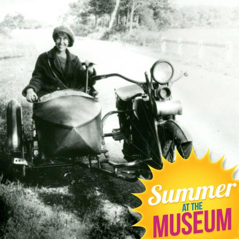 Summer at the Museum - Women of Science