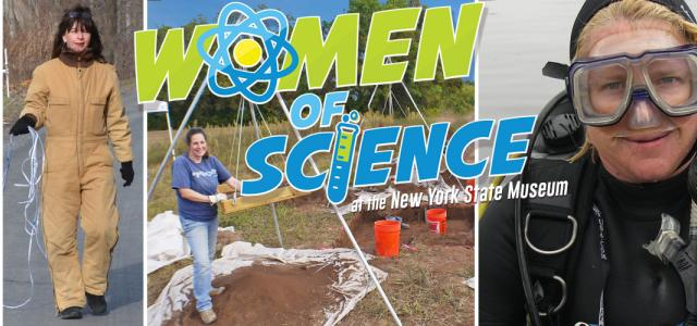 Women of Science Banner