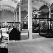 photo of the museum in 1950s