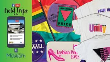 Field Trip to the NYSM: LGBTQ History Collections