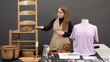 Women's History Month Collections Tour