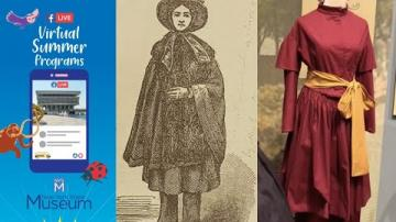 Virtual Summer Program: How Women's Rights Advocates Used Clothing to Send a Message