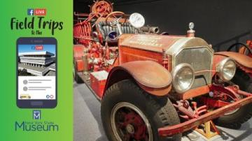 Field Trip to the NYSM: Investigate Fire Engines