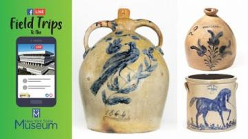 Field Trip to the NYSM: The Weistman Stoneware Collection