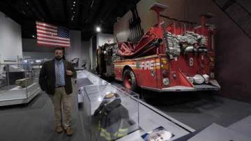 World Trade Center: Rescue, Recovery, Response — Gallery Tour