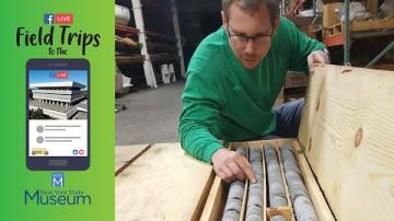 Field Trip to the NYSM: Deep Rocks - Exploring the NYSM Bedrock Core Collection