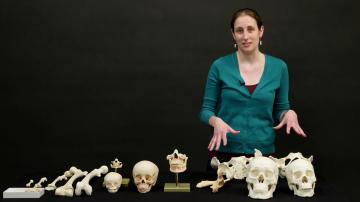 Bioarchaeology Basics with Julie Weatherwax and Lisa Anderson