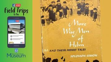 Field Trip to the NYSM: Stories Told in New York - Stories from Jewish Immigrants