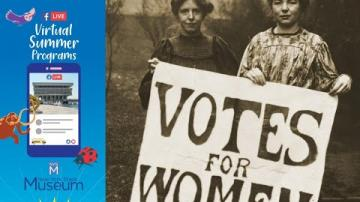 Field Trip to the NYSM: Commemorating the 19th Amendment Centennial