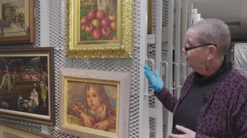 Taking Care of Home Collections: Paintings and Drawings