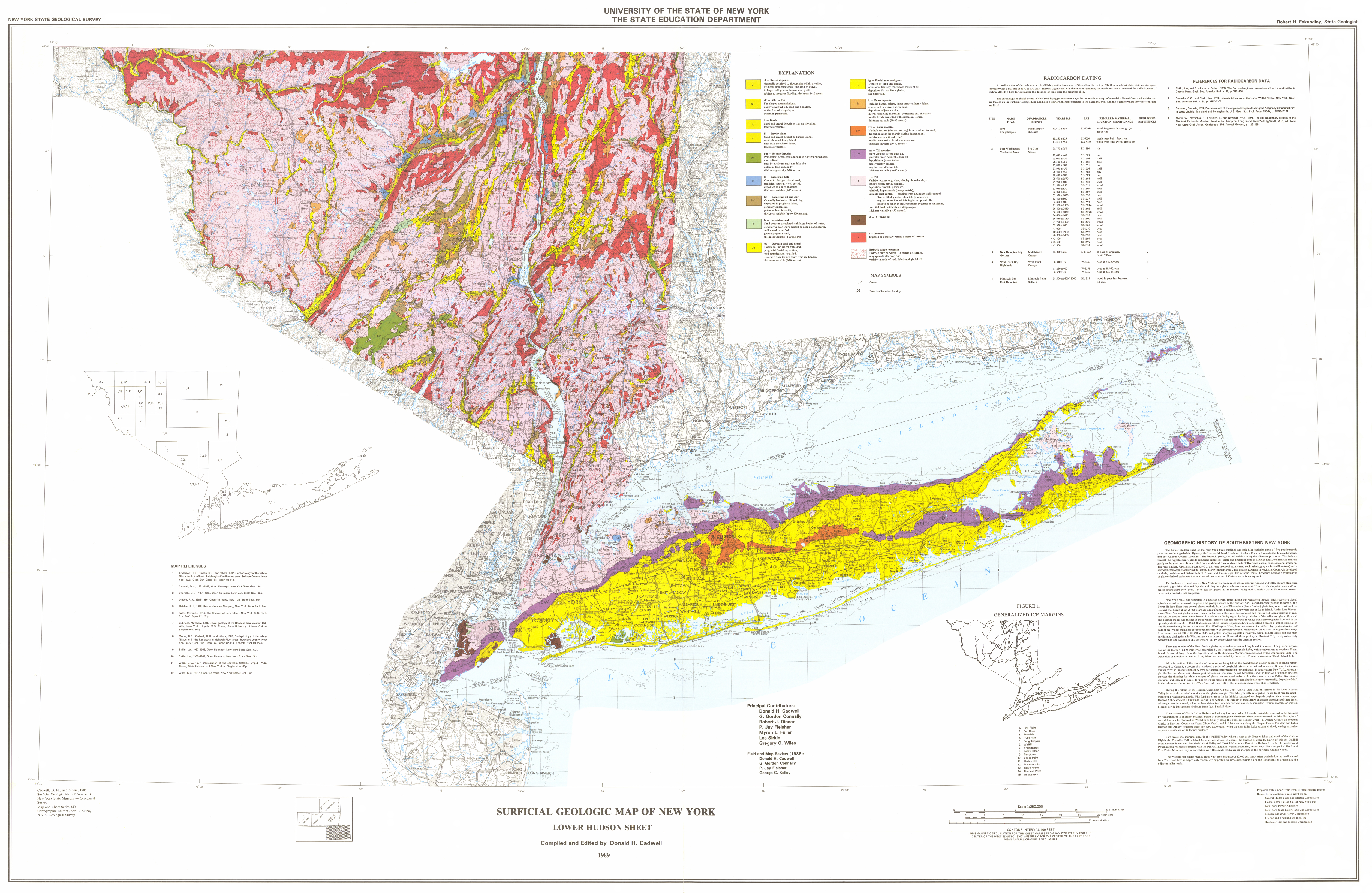 Geographic Information System (GIS) | The New York State Museum